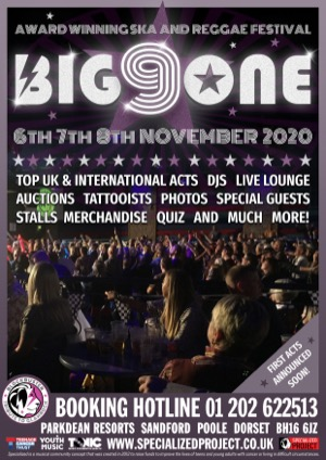 Big 9 One Ska and Reggae Festival