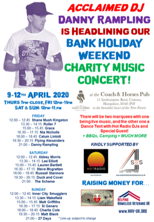 Charity Music Festival