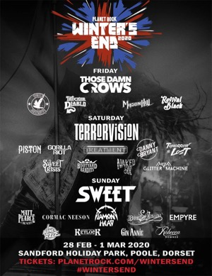 Planet Rock Winters End Festival